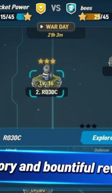 بازی Mad Rocket مد راکت راکت دیوانه