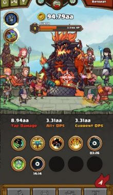 بازی Thor : War of Tapnarok ثور : جنگ تاپناروک - ثور وار اف تاپناروک