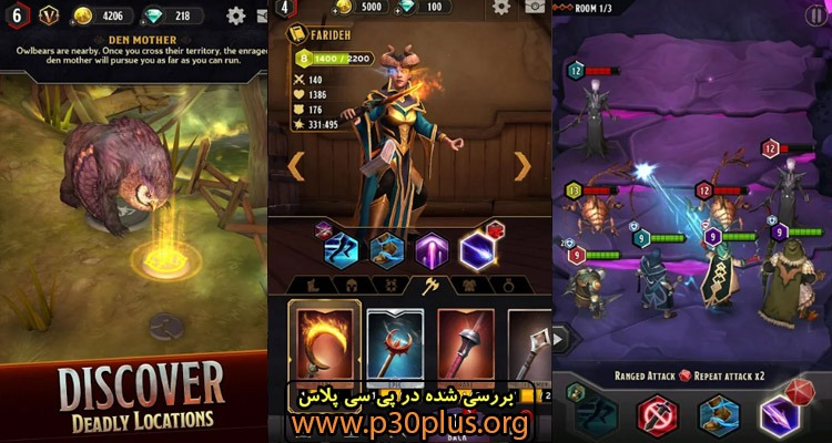 دانلود بازی واریرز واتر دیپ Warriors of Waterdeep 2.10.24