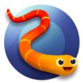 بازی snake.io اسنیک مار (کرم)