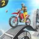 دانلود بازی stunt bike racing tricks حقه های مسابقه شیرین کاری با دوچرخه 2