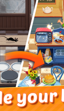 بازی Delicious World : A New Cooking Game دنیای خوشمزه : بازی جدید آشپزی