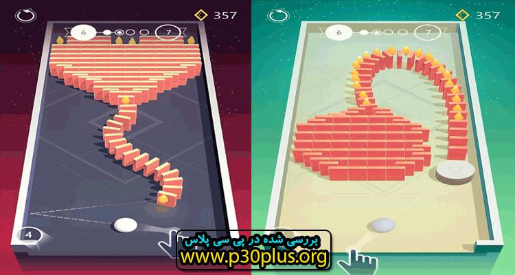 دانلود بازی Domino Smash