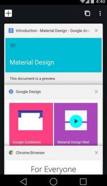 Google Chrome Dev گوگل کروم نسخه آزمایشی دِو