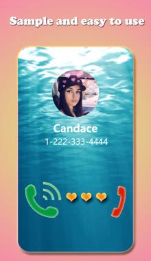 "اپلیکیشن LED Caller : Flash color on Call ""تم تماس گیرنده"""