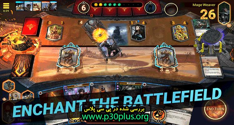Mythgard دانلود بازی استراتژیک و کارتی افسانهمیتگارد نسخه 0.19.4.22 + مود اندروید