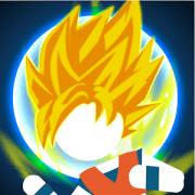Super Stickman Shadow - Stick Warrior Dragon Fight دانلود بازی سایه استیکمن