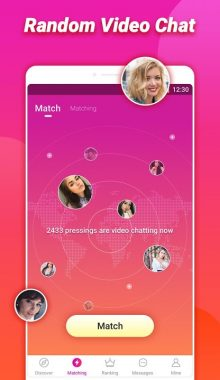 "TopU : Let's video chat اپلیکیشن ""تاپ یو"" تماس حرفه ای"