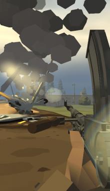 World War Polygon : WW2 shooter دانلود بازی جنگ جهانی دوم