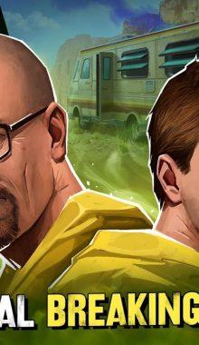 "Breaking Bad : Criminal Elements دانلود بازی ""بریکیگ بد"" شکستن بد"