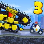 Car Eats Car 3 – Racing Cars and Road Battles دانلود بازی مسابقه ماشین ها 3