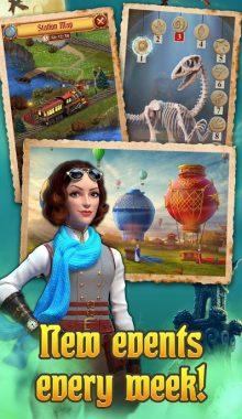 Clockmaker : Match 3 Mystery Game دانلود بازی پازل ساعت ساز