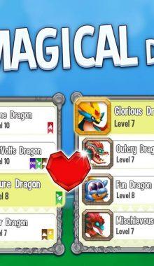 """Dragon City بازی """"دراگون سیتی"""" شهر اژدها"""