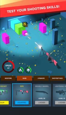 Gun Breaker - 3D Gun Games دانلود بازی تفنگ شکن شبیه سازی باشگاه تمرین تیز اندازی