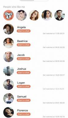 MeetYa - Match, Chat, Meet & Date دانلود اپلیکیشن دوستیابی میتیا