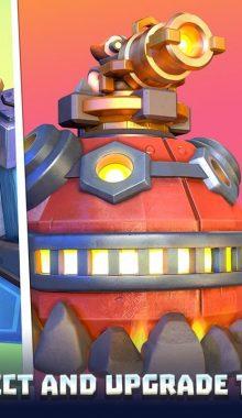 Wild TD : Tower Defense in Fantasy Sky Kingdom دانلود بازی آسمان وحشی