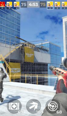 AWP Mode : Elite online 3D FPS دانلود بازی اکشن جنگ اسنایپر ها