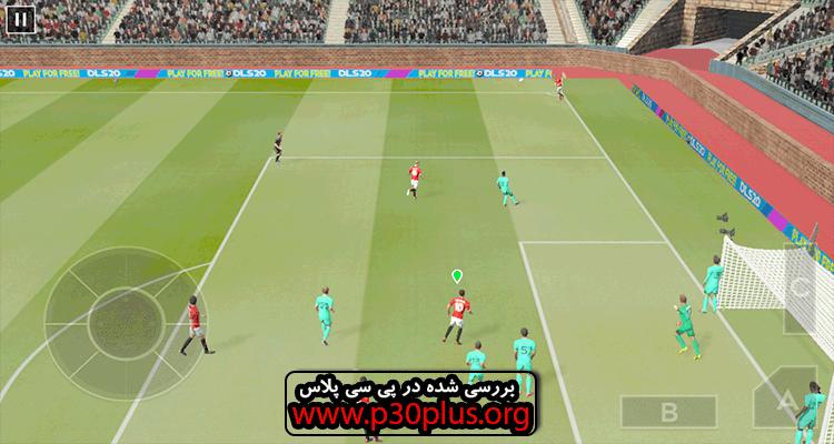 نسخه رسمی بازی دریم لیگ