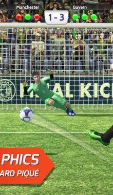 Final kick 2019 : Best Online football penalty game دانلود بازی شوت نهایی