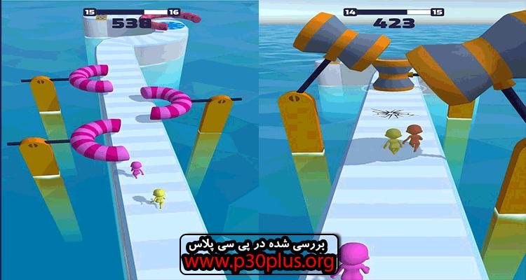 Fun Race 3D دانلود بازی مسابقه ای