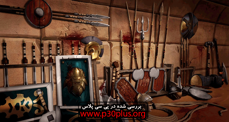 Gladiator Heroes Clash دانلود بازی