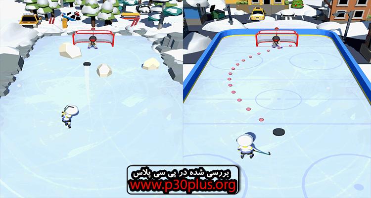 Happy Hockey دانلود بازی هپی هاکی