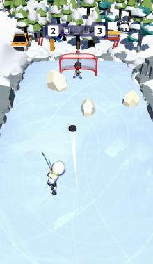 "Happy Hockey دانلود بازی هپی هاکی ""هاکی مبارک!"""