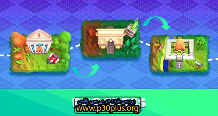 Hype City - Idle Tycoon دانلود بازی بناسازی هایپ سیتی 0.54 + مود اندروید