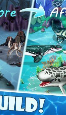 "Shark World دانلود بازی شبیه سازی دنیای کوسه ""شارک ورلد"""