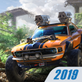 Steel Rage : Robot Cars PvP Shooter Warfare دانلود بازی ماشین جنگی