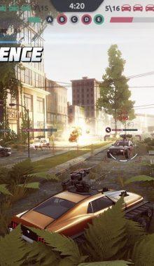 Steel Rage : Robot Cars PvP Shooter Warfare دانلود بازی ماشین جنگی