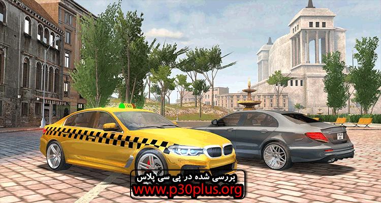 Taxi Sim 2020 دانلود بازی