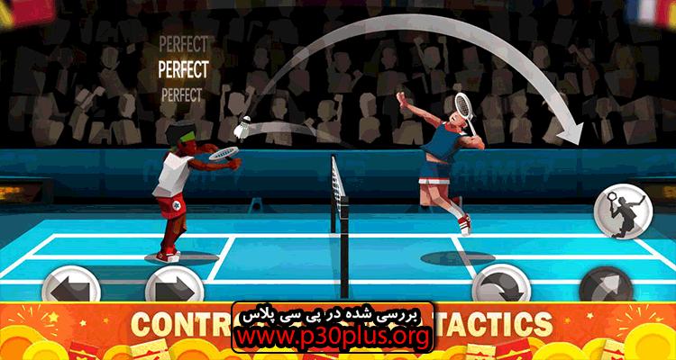 Badminton League دانلود بازی ورزشی