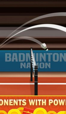 "Badminton League دانلود بازی ورزشی ""لیگ بدمینتون"""