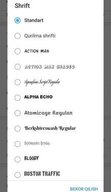 Bestgram دانلود مسنجر تلگرام غیر رسمی بستگرام