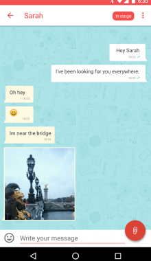 Bridgefy - Offline Messaging دانلود اپلیکیشن بریجفی