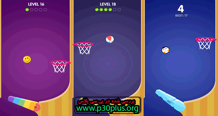 Flipper Dunk دانلود بازی