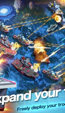 دانلود بازی Top War جنگ برتر