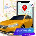 بازی City Taxi Driving رانندگی تاکسی شهری