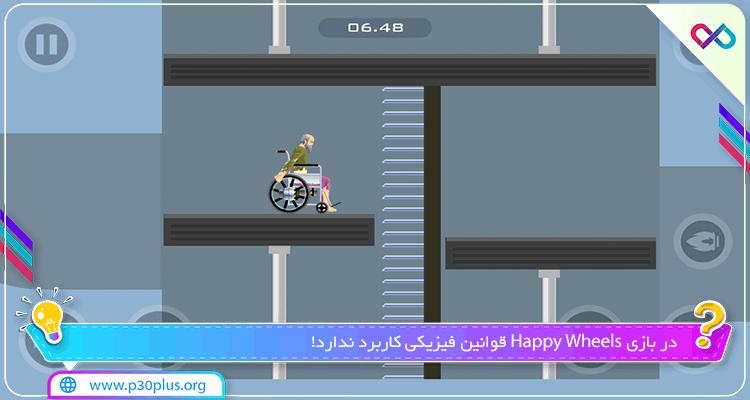 Happy Wheels دانلود بازی