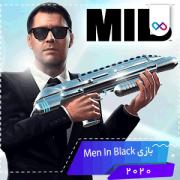 بازی Men In Black مردان سیاه پوش