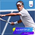 بازی Tennis World Open 2020 تنیس آزاد جهان2020