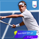 بازی Tennis World Open 2020 تنیس آزاد جهان 2020