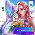 دانلود بازی Art Coloring - Coloring Book