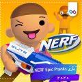 دانلود بازی NERF Epic Pranks نرف اپیک پرانکس