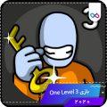 دانلود بازی One Level 3 : Stickman Jailbreak