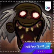 دانلود بازی Troll Face Quest : Horror 3 ترول فیس کویست