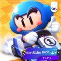 دانلود بازی KartRider Rush کارت رایدر راش