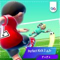 دانلود بازی Perfect Kick 2 - Online SOCCER game پرفکت کیک 2