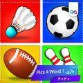 دانلود بازی Pics 4 Word 1 فور پیکس وان ورد